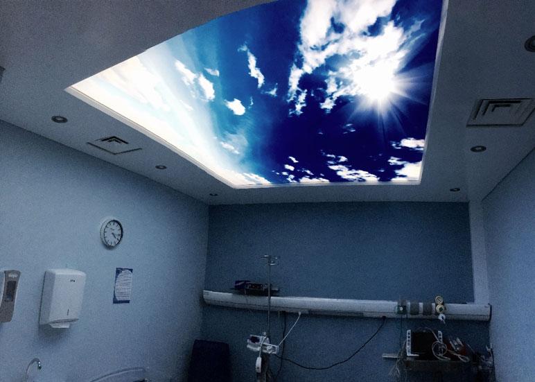 Salle accouchement maternité Clinique Saint George Nice