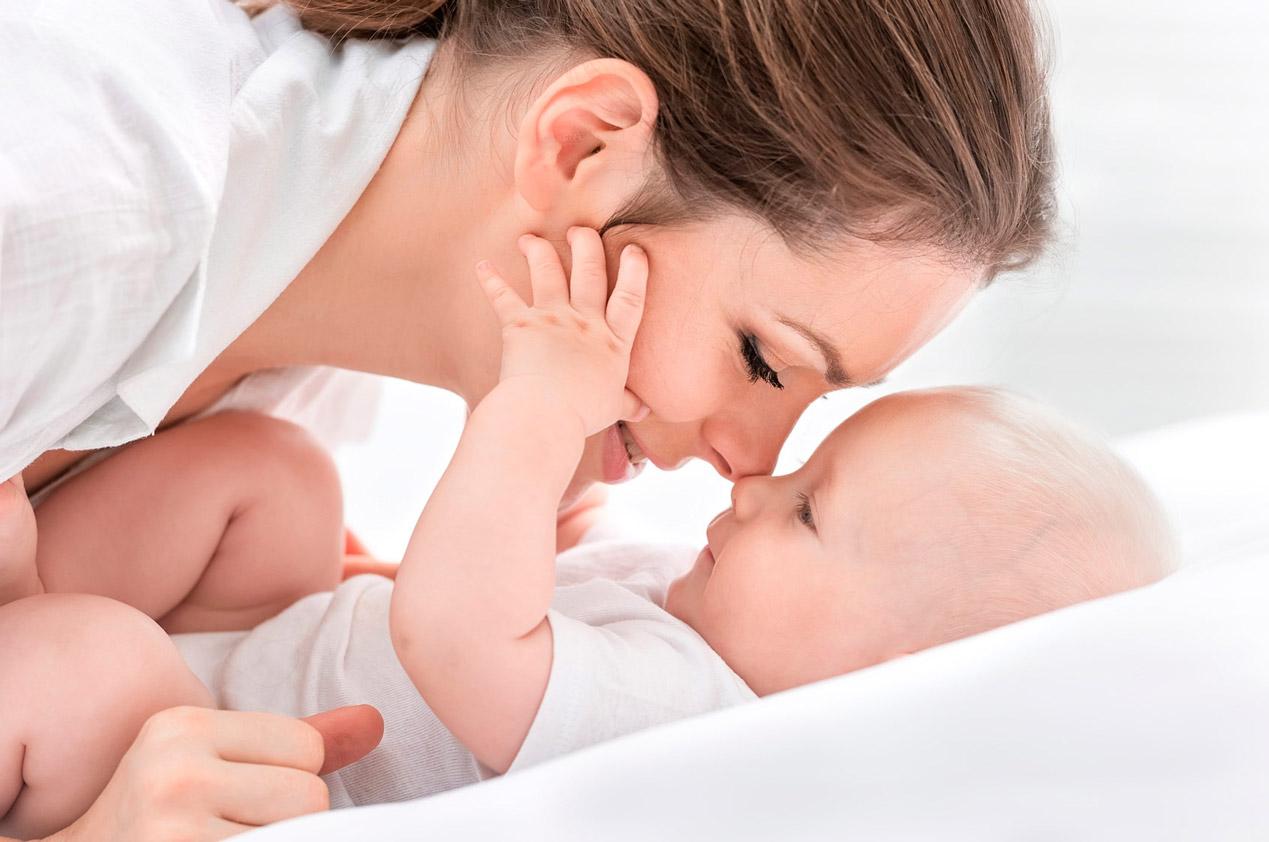 Maman et bébé maternite Clinique Saint George Nice